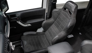 Jeep Front Seats