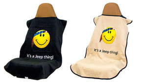 Jeep Towel Seat Covers