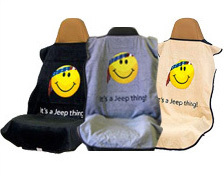 Jeep Seat Towels