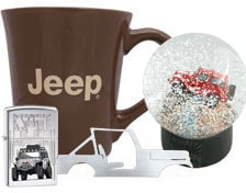 Jeep Themed Gifts