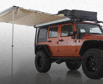 Jeep Portable Awning