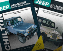 Jeep Repair Manuals