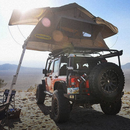 Jeep Tents