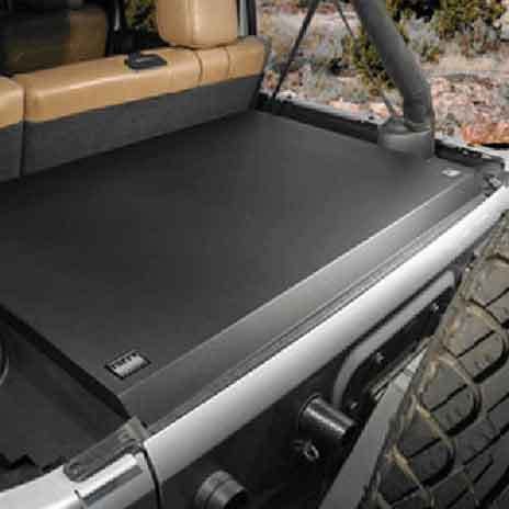 Jeep Cargo Area Storage Boxes