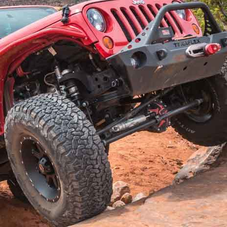 Jeep Suspension Lift Kits
