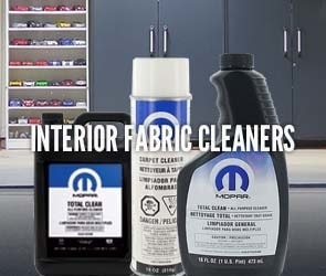 Interior Fabric Cleaners