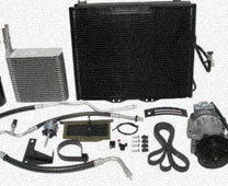 Jeep Heating & A/C Parts