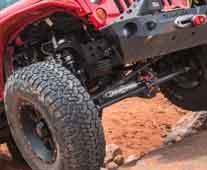 Jeep Lift Kits (5 Inches & Above)