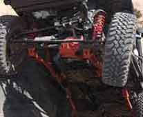 Jeep Long Arm Upgrade Kits
