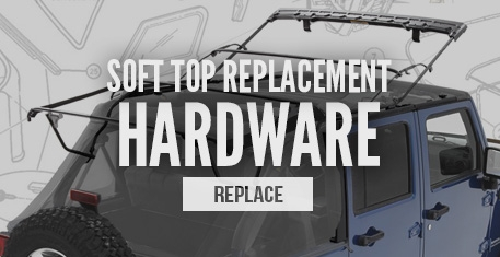 Soft Top Replacement Hardware