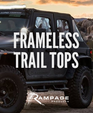 Rampage Frameless Trail Tops