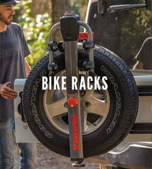 Jeep Bike Racks