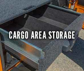 Jeep Cargo Area Storage