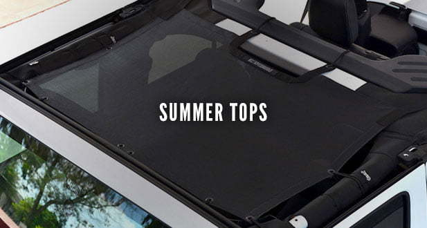 Jeep Summer Tops
