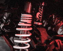 Jeep Suspension & Parts