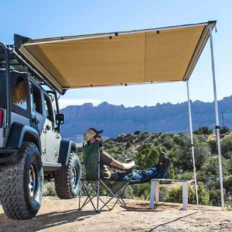 Jeep Awnings