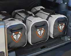 Jeep Storage Bags