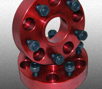 Jeep Wheels Spacers & Adapters