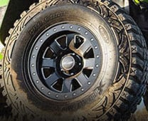 Jeep Wheels & Tires