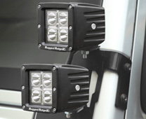 Jeep Auxiliary LED Lights & LED Light Bars