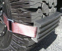 Jeep Recovery Tire Traction