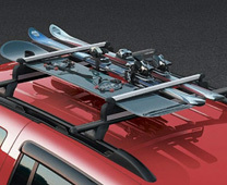 Jeep Ski & Snowboard Carriers