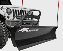Jeep Snowbear Snowplows