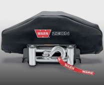 Jeep Winch Covers