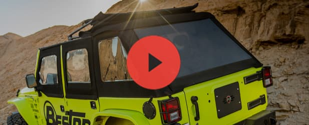 Buying a Soft Top What you need to know