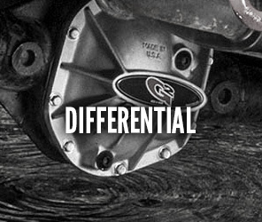 Jeep Differential