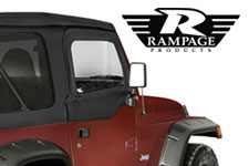 Outland Door Skins by R&age  sc 1 st  Morris 4x4 Center & Jeep Wrangler YJ Doors