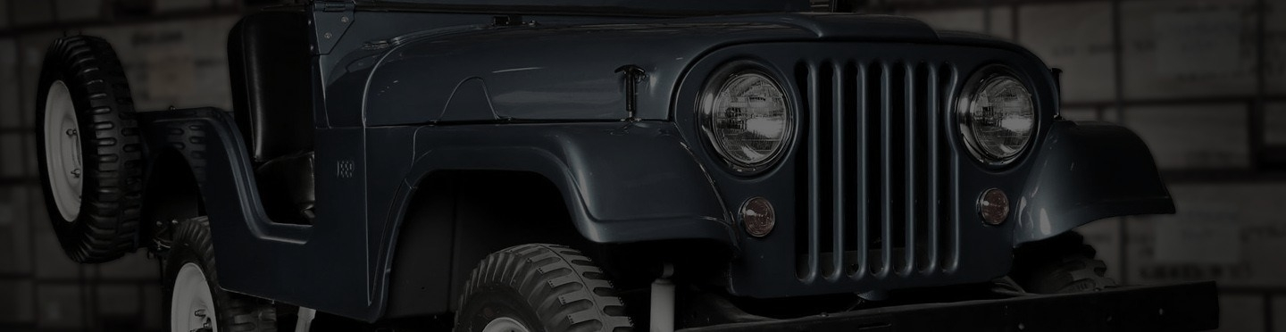 Jeep Cj Fluid Capacities And Type In4x4mation Center