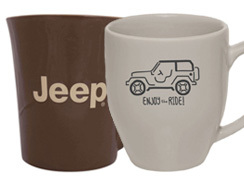 Jeep Coffee Mugs