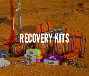 Jeep Recovery Kit