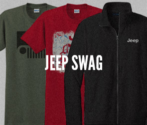 Jeep Gear & Jeep Apparel