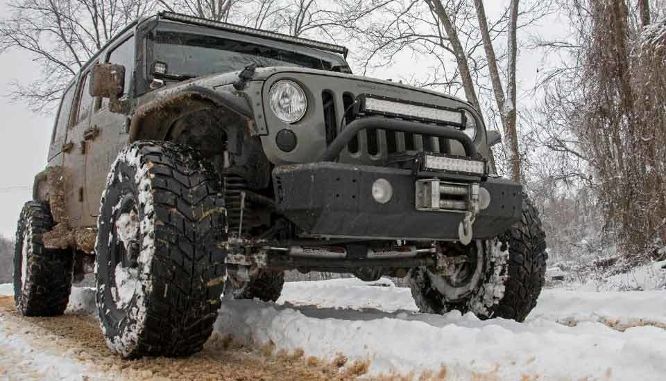 Jeep In Snow >> Jeep Knowledge Center Preparing Your Jeep For Winter