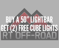 Get (2) Free Cube Lights