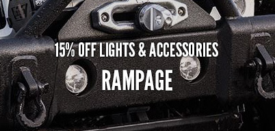 Rampage Lights & Accessories