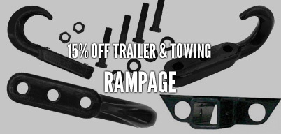 Rampage Trailer & Towing 15% Off