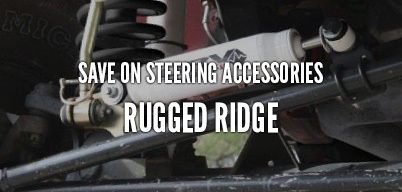 Rugged Ridge Save On Steering Accessories
