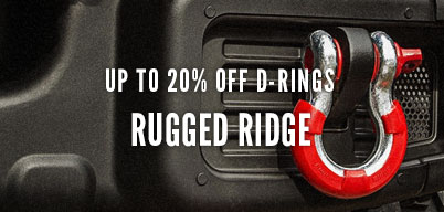 RUGGED RIDGE PARTS AND ACCESSORIES ON SALE