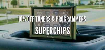 Superchips Tuners & Programmers 10% Off