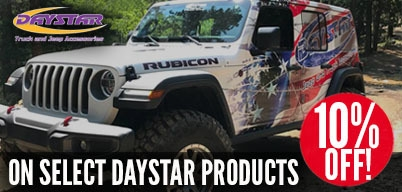 Daystar Products 10% Off