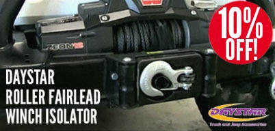 Daystar Winch Isolator 10% Off