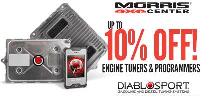 DiabloSport Engine & Drivetrain Holiday Special Pricing