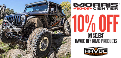 Havoc Products 10% Off