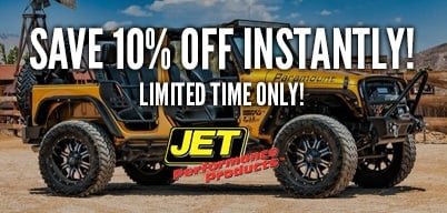 Jet Performance 10% Off