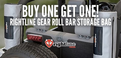 Rightline Gear Buy a Roll Bar Storage Bag Get One Free