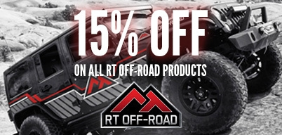 RT Off-Road 15% Off Sitewide
