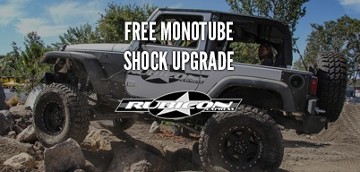 Rubicon Express Lift Kits Free Monotube Shock Upgrade